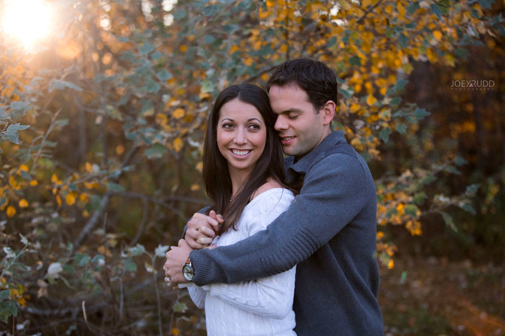 Fall Engagement at the Mill of Kintail by Ottawa Wedding Photographer Joey Rudd Photography Fall Photos Love