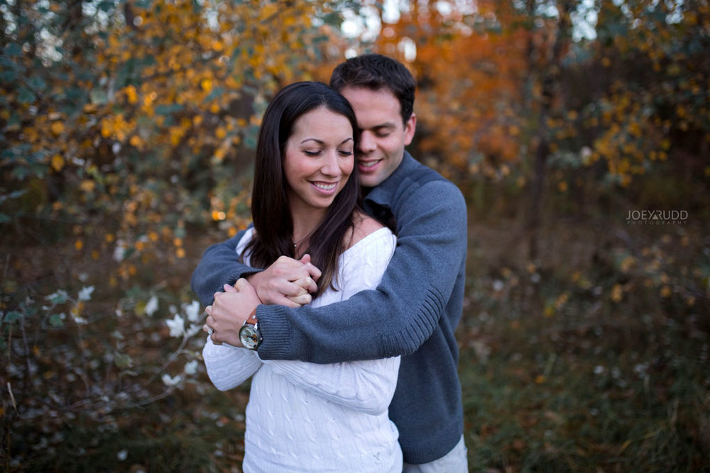 Fall Engagement at the Mill of Kintail by Ottawa Wedding Photographer Joey Rudd Photography Fall Photos Posing