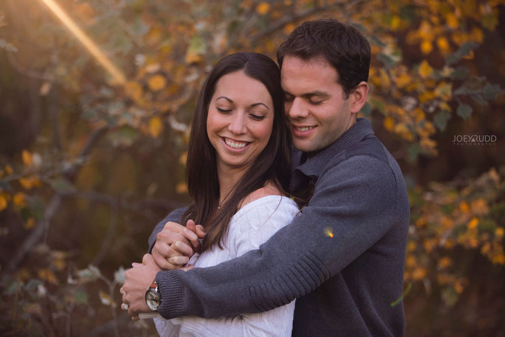 Fall Engagement at the Mill of Kintail by Ottawa Wedding Photographer Joey Rudd Photography Fall Photos Light Leaks
