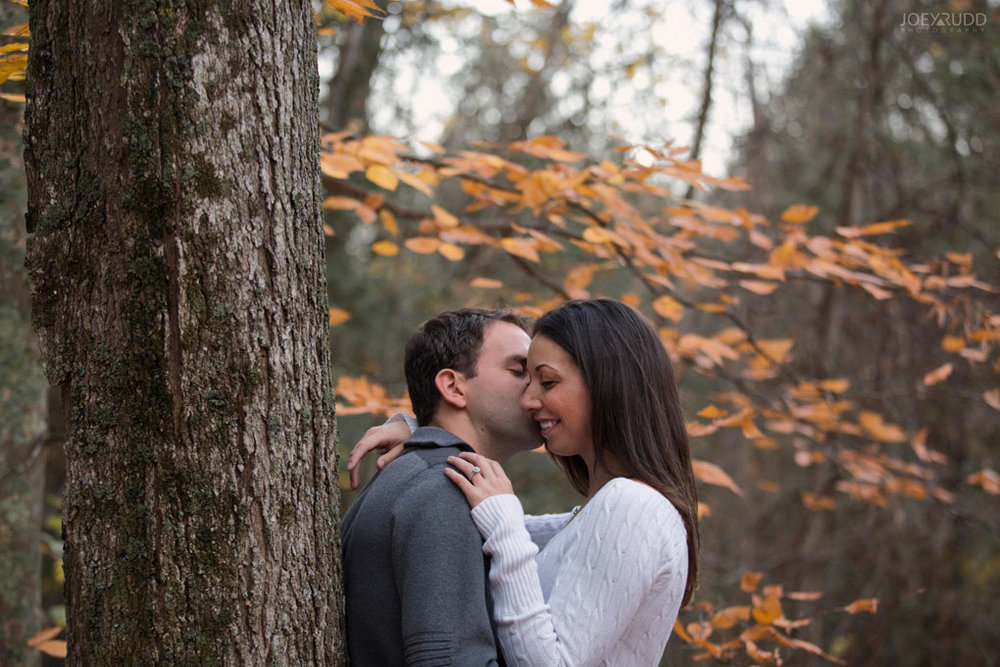 Fall Engagement at the Mill of Kintail by Ottawa Wedding Photographer Joey Rudd Photography Fall Photos Romance
