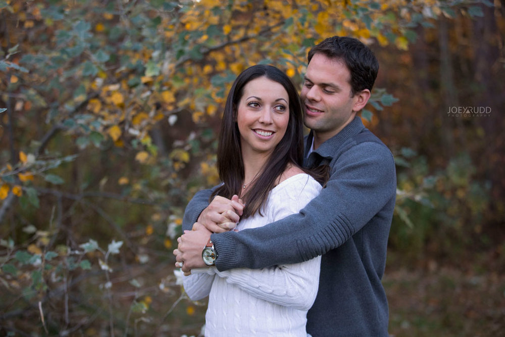 Fall Engagement at the Mill of Kintail by Ottawa Wedding Photographer Joey Rudd Photography Fall Photos Outdoor Location