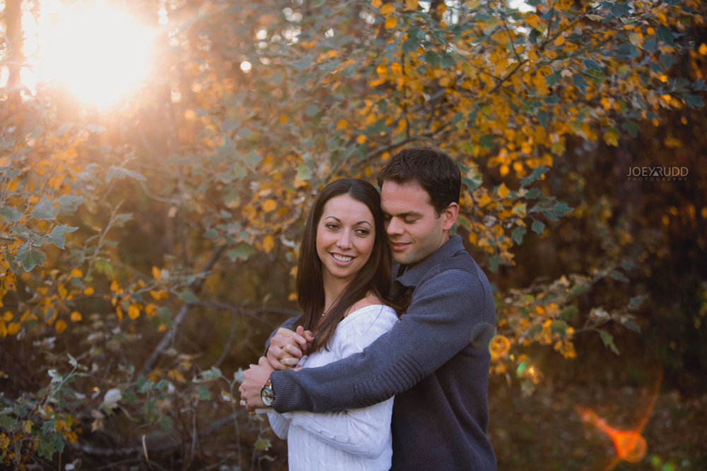 Fall Engagement at the Mill of Kintail by Ottawa Wedding Photographer Joey Rudd Photography Fall Photos Lightflares