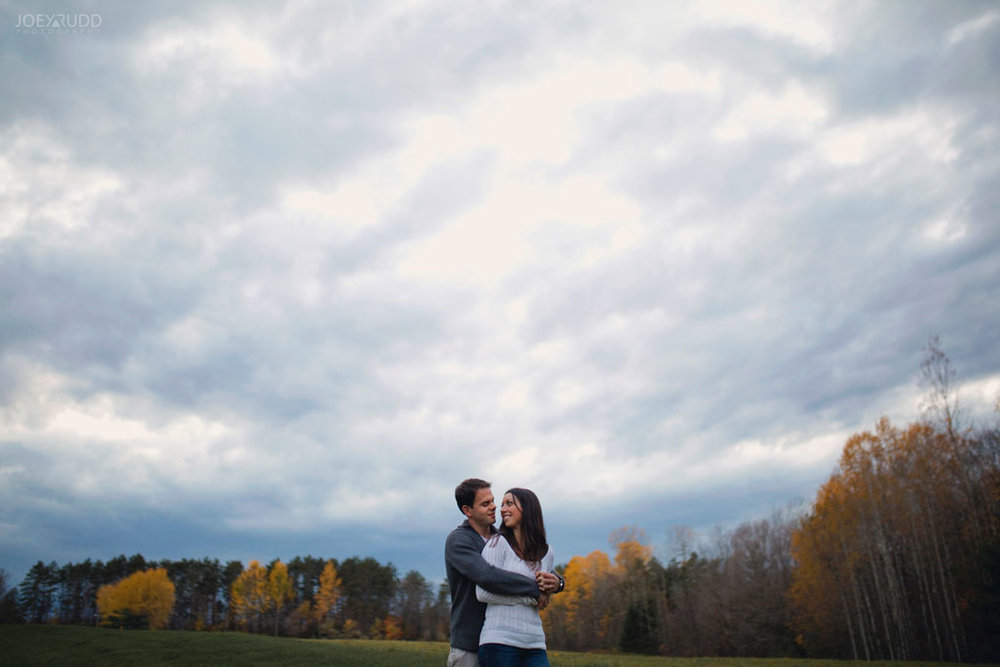Fall Engagement at the Mill of Kintail by Ottawa Wedding Photographer Joey Rudd Photography Fall Photos Nature