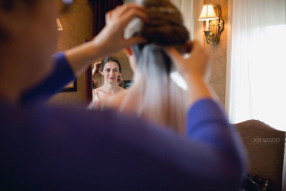 Fall Wedding at the Royal Ottawa Golf Course by Joey Rudd Photography  Bridal