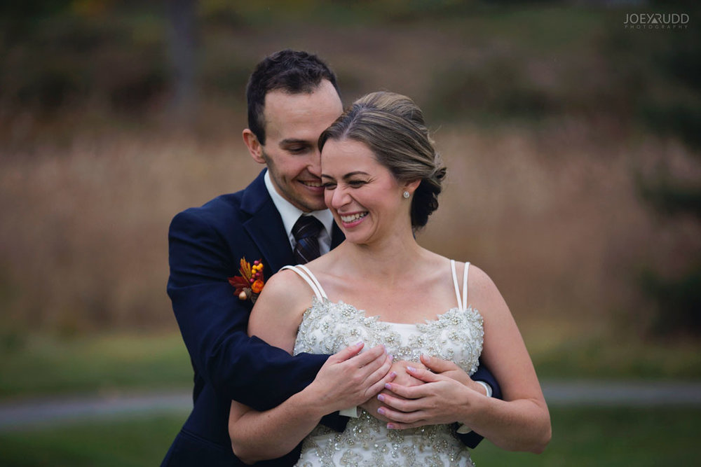 Fall Wedding at the Royal Ottawa Golf Course by Joey Rudd Photography  Candid