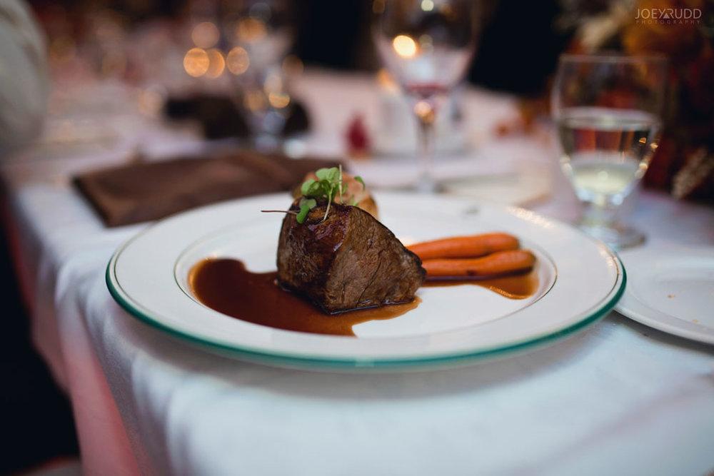 Fall Wedding at the Royal Ottawa Golf Course by Joey Rudd Photography Reception Candid Food Menu