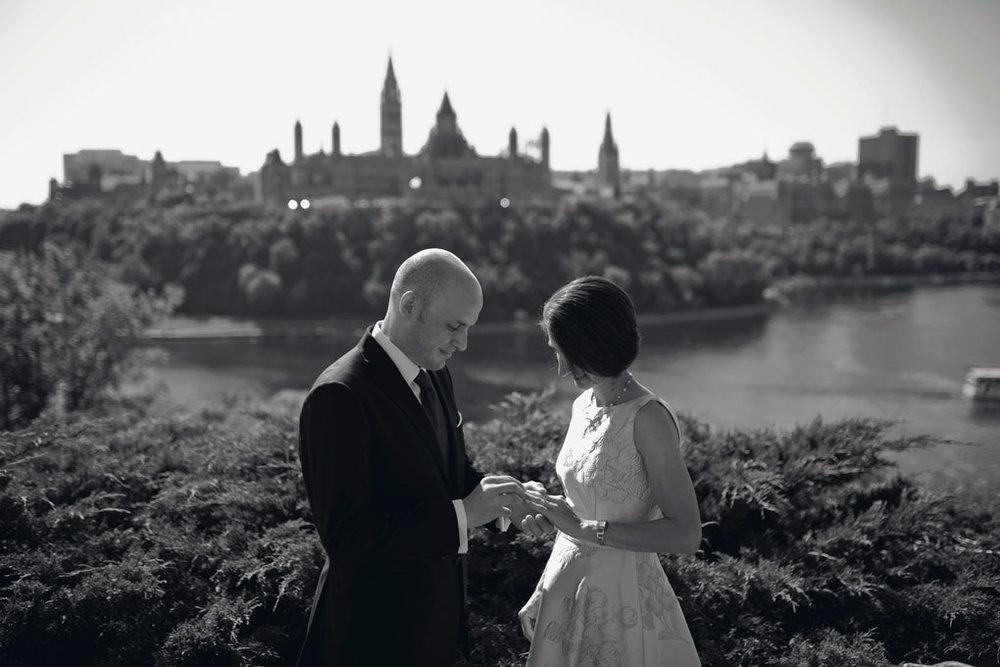 Elopement Wedding Officiant, Elopement Wedding Photographer, Ottawa Wedding Photographer, Ottawa Wedding Photography, Parliament, Nepean Point