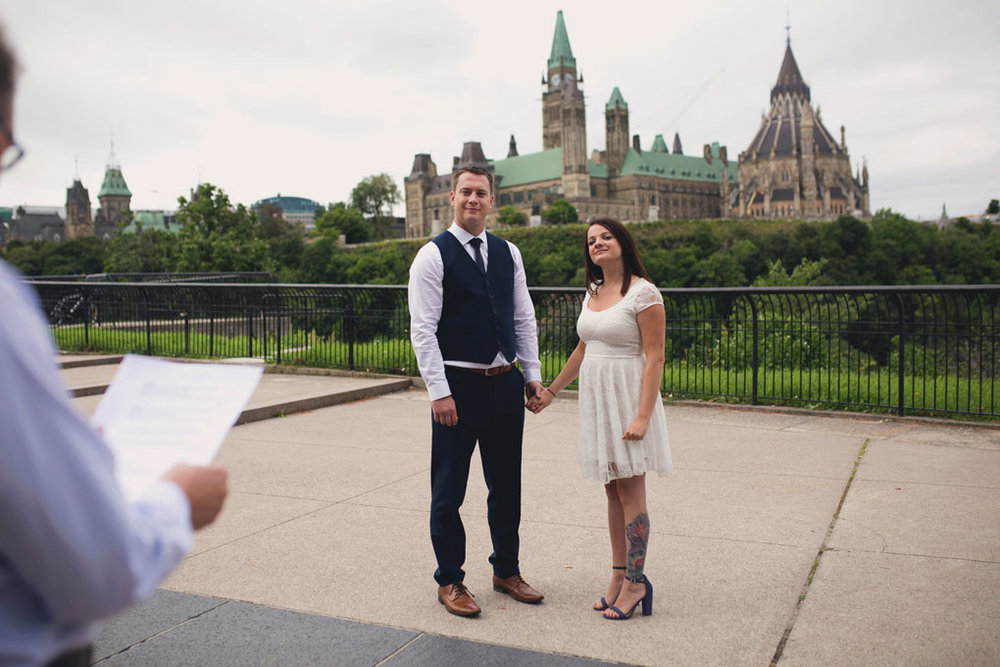 Elopement Wedding Officiant, Elopement Wedding Photographer, Ottawa Wedding Photographer, Ottawa Wedding Photography, Major's Hill Park Ottawa