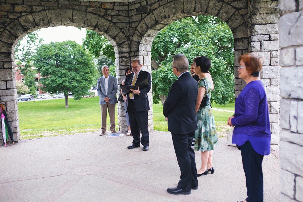 Elopement Wedding Officiant, Elopement Wedding Photographer, Ottawa Wedding Photographer, Ottawa Wedding Photography, Macdonald Gardens Ottawa