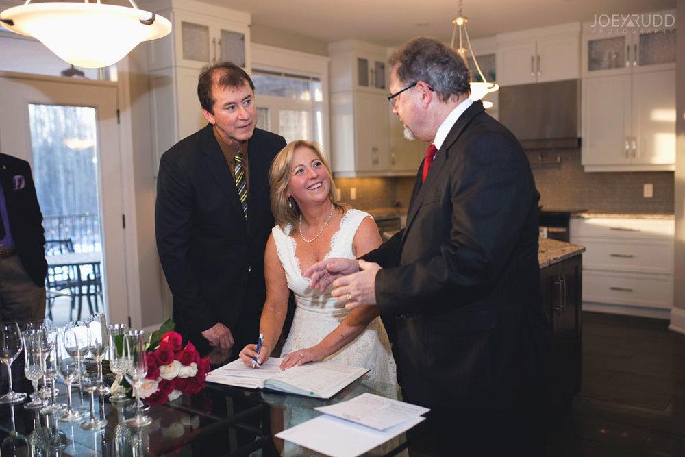Elopement Wedding Officiant, Elopement Wedding Photographer, Ottawa Wedding Photographer, Ottawa Wedding Photography, In Home Wedding