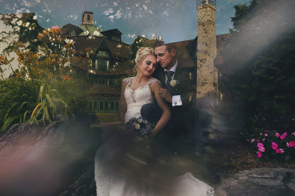 Best Wedding Photos of 2017, Ottawa, Ottawa Photographer, Joey Rudd Photography, Elopement Photographer, Ottawa Wedding Venue, Wedding Day Shot List, Must Have Wedding Photos, Montebello Double Exposure