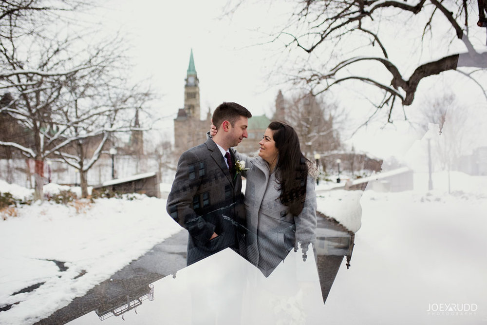 Ottawa, Elopement, Wedding, Wedding Photographer, Joey Rudd Photography, Multiple Exposure