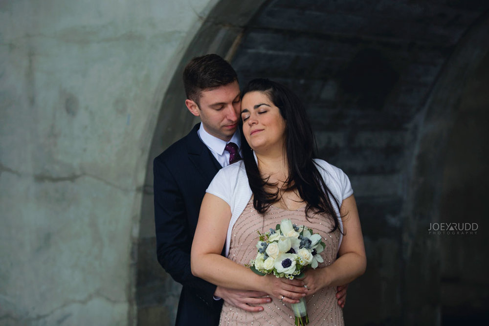 Ottawa, Elopement, Wedding, Wedding Photographer, Joey Rudd Photography, Tunnel