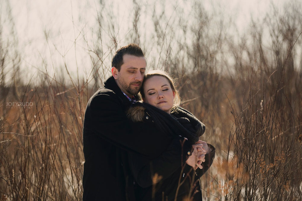 Mer Bleue Engagement, Ottawa Engagement, Engagement Photos, Engagement Photographer, Ottawa Wedding Photographer, Joey Rudd Photography, Ottawa Photographer, Winter Photos, Photo Location, Posing, Nature