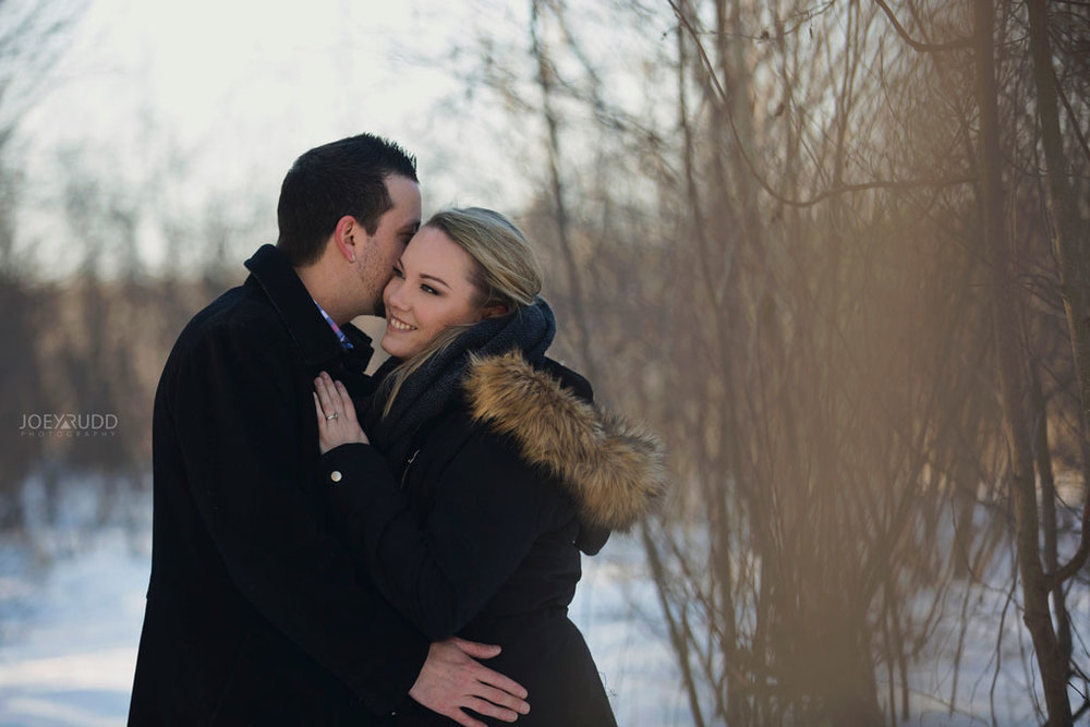 Mer Bleue Engagement, Ottawa Engagement, Engagement Photos, Engagement Photographer, Ottawa Wedding Photographer, Joey Rudd Photography, Ottawa Photographer, Winter Photos, Photo Location, Posing, Snow