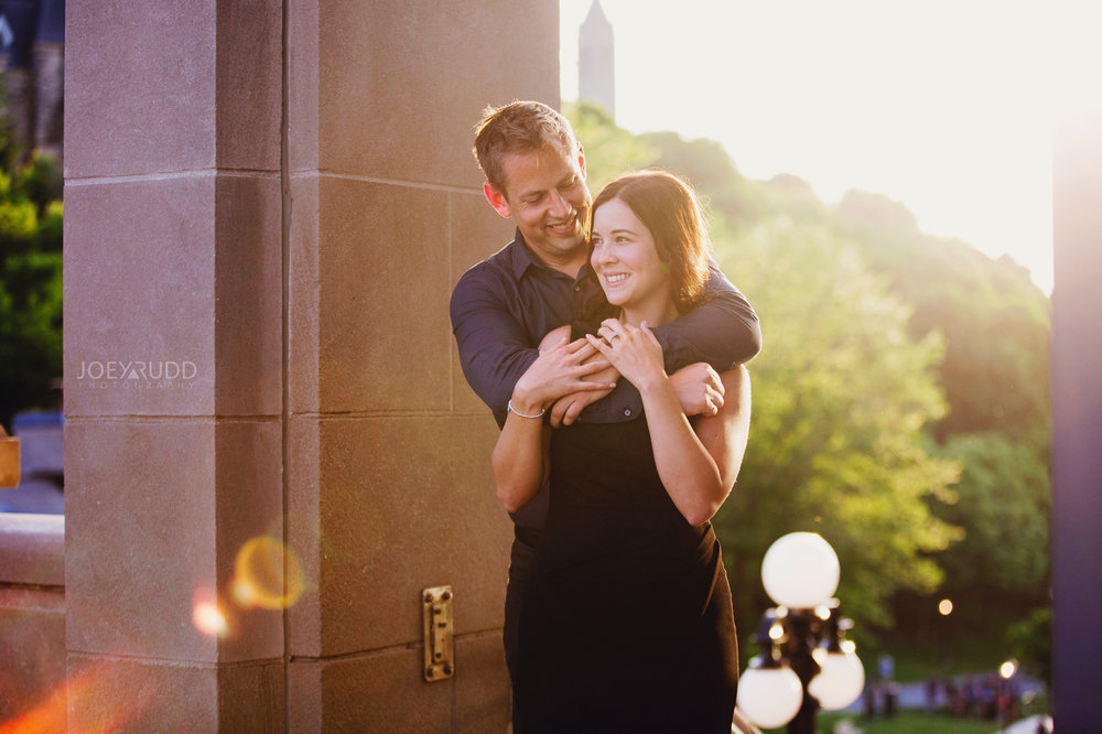 Engagement Photos, Ottawa Photographer, Ottawa Wedding, Ottawa Wedding photographer, downtown ottawa, chateau laurier, light leaks, fun, happy, enaged, photographer, joey rudd photography, urban