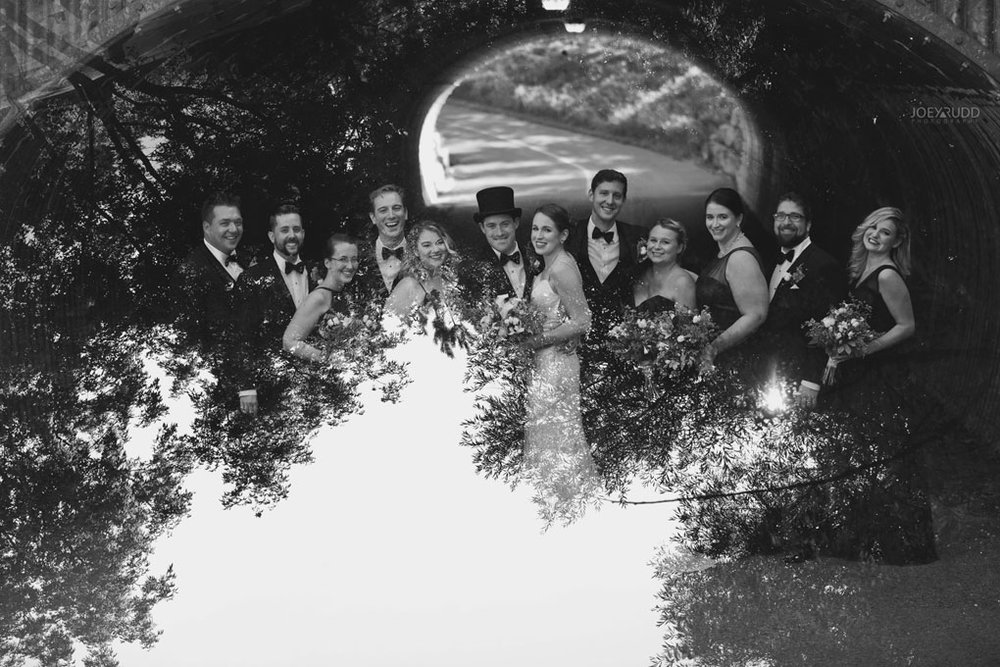 Marshes Wedding, Marshes Golf Club, Ottawa, Ottawa Wedding, Ontario Wedding, Joey Rudd Photography, Wedding Photos, Ceremony, Double Exposure