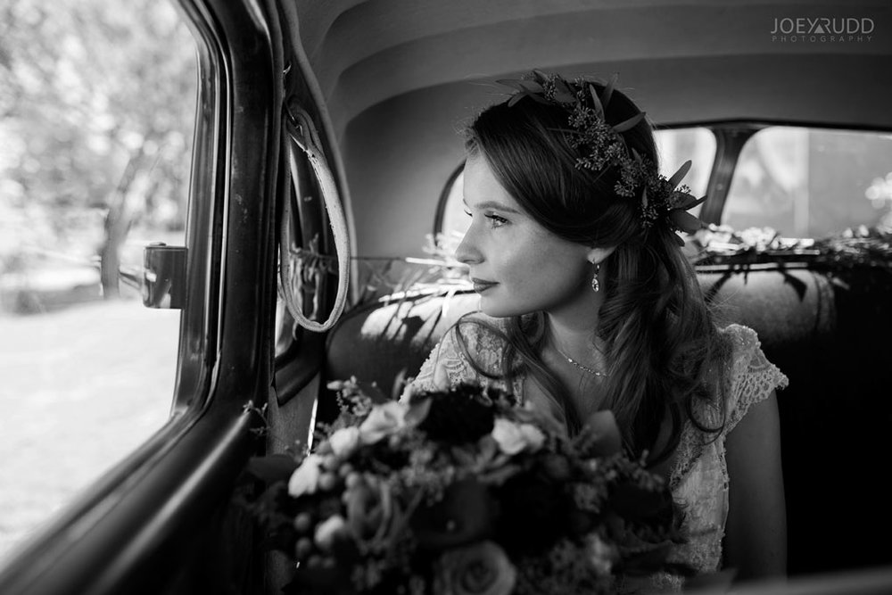 Farm Wedding, Ottawa Wedding, Ottawa Wedding Photographer, ottawa photography, ottawa wedding photography, joey rudd photography, ottawa photographer, wedding photos, wedding photo inspiration, rustic wedding, farm, natural photos, candid wedding photos, car, bride, old car, classic car