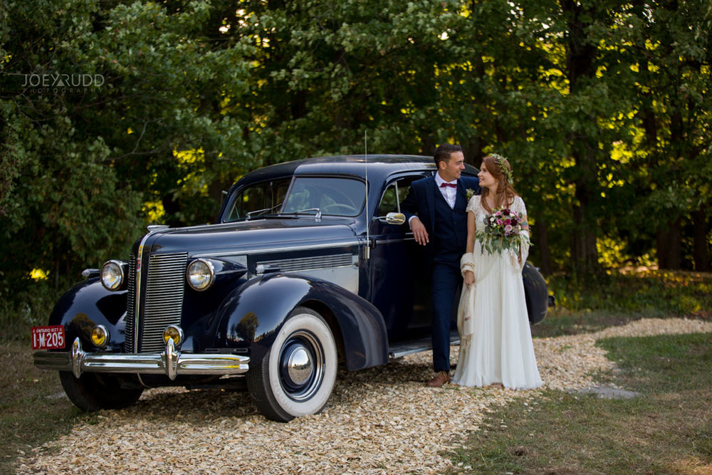 Farm Wedding, Ottawa Wedding, Ottawa Wedding Photographer, ottawa photography, ottawa wedding photography, joey rudd photography, ottawa photographer, wedding photos, wedding photo inspiration, rustic wedding, farm, natural photos, candid wedding photos, bride and groom, classic car