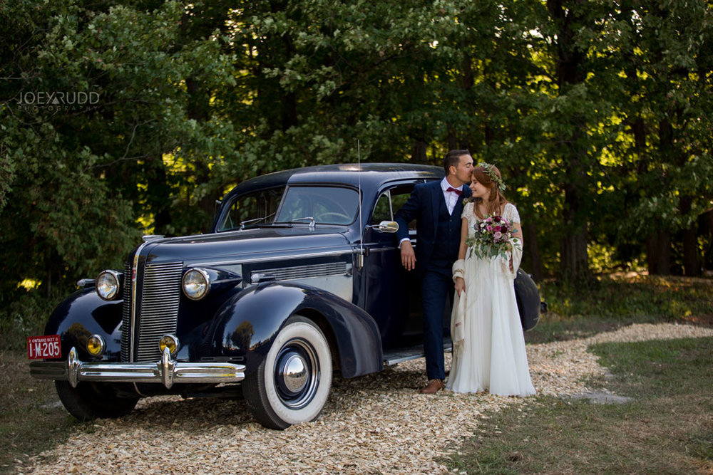 Farm Wedding, Ottawa Wedding, Ottawa Wedding Photographer, ottawa photography, ottawa wedding photography, joey rudd photography, ottawa photographer, wedding photos, wedding photo inspiration, rustic wedding, farm, natural photos, candid wedding photos, bride and groom, old car