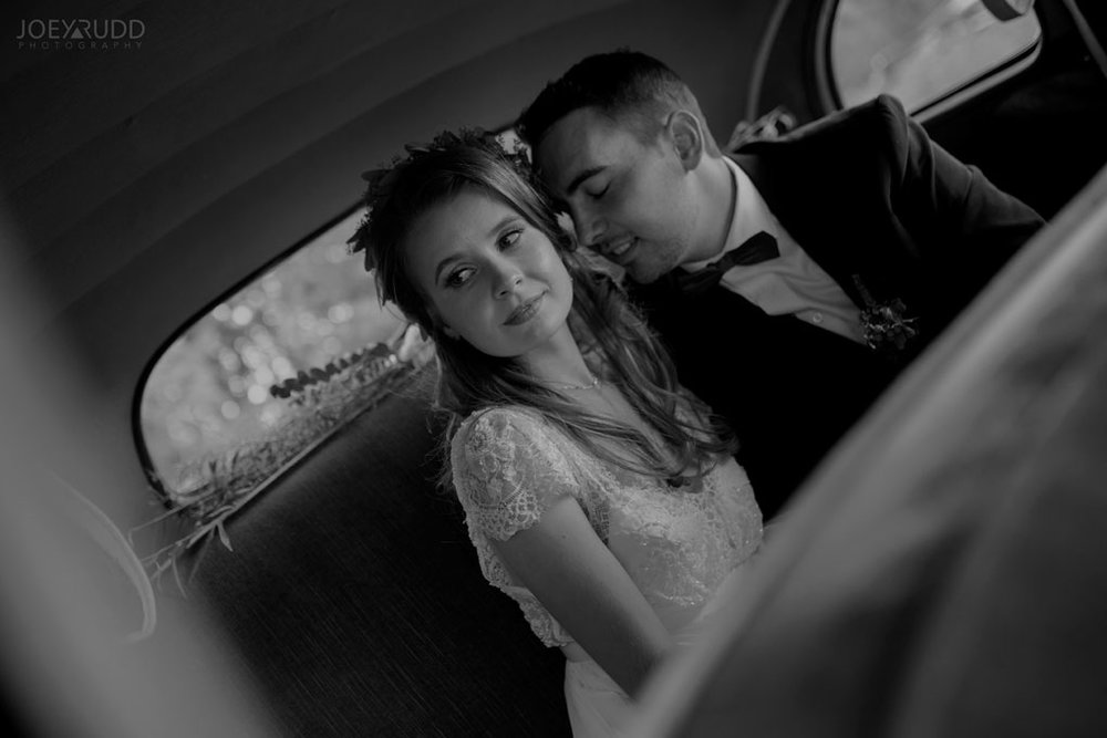 Farm Wedding, Ottawa Wedding, Ottawa Wedding Photographer, ottawa photography, ottawa wedding photography, joey rudd photography, ottawa photographer, wedding photos, wedding photo inspiration, rustic wedding, farm, natural photos, candid wedding photos, bride and groom, wedding photo in old car, black and white