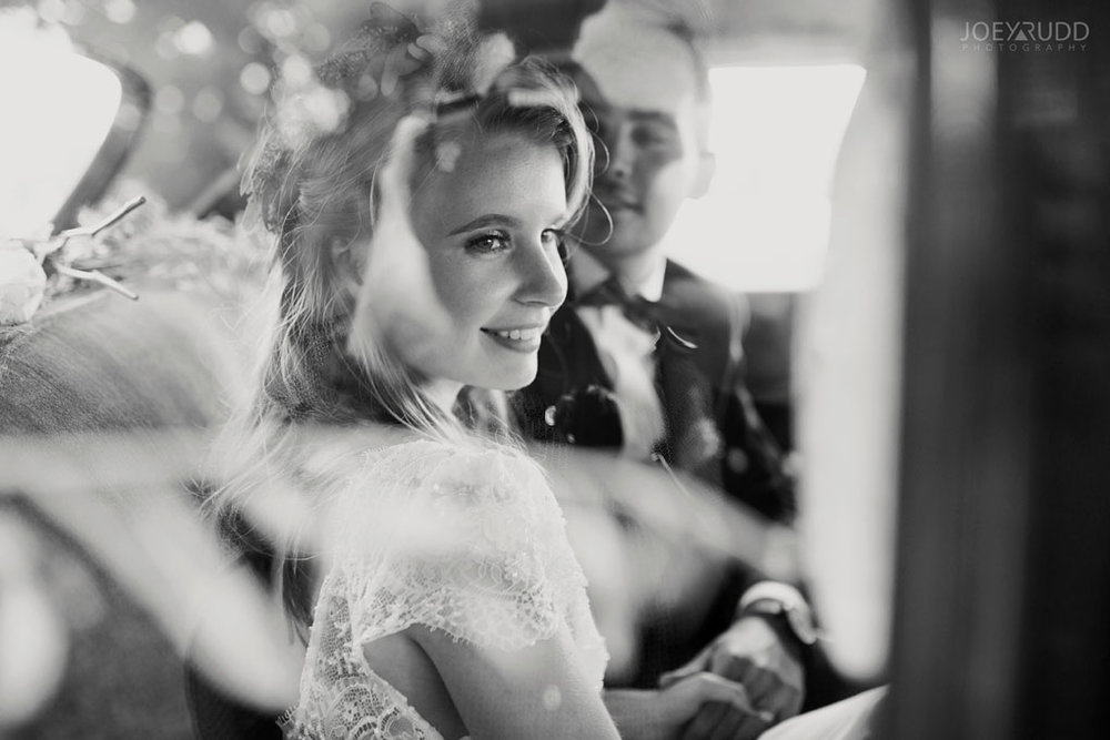 Farm Wedding, Ottawa Wedding, Ottawa Wedding Photographer, ottawa photography, ottawa wedding photography, joey rudd photography, ottawa photographer, wedding photos, wedding photo inspiration, rustic wedding, farm, natural photos, candid wedding photos, bride and groom, wedding photo in old car, reflection, window