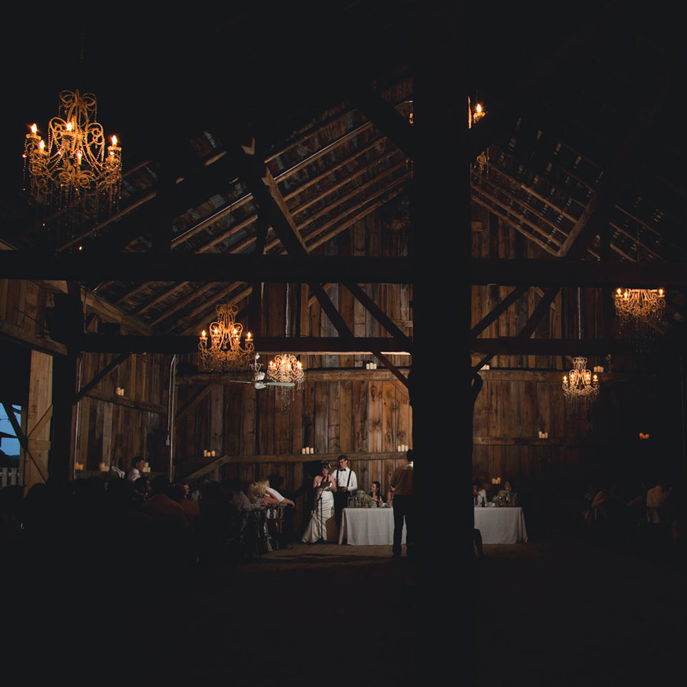 Evermore Wedding + Events - Rustic and elegant at the same time is the only way to describe Evermore. Featuring a beautiful, spacious reception hall that is an elegantly restored barn from 1870.