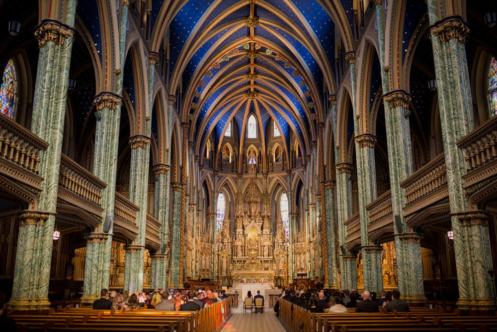 Winter wedding in Ottawa, ottawa wedding, ottawa wedding photographer, ottawa photographer, winter wedding photos, Notre Dame Bascillica