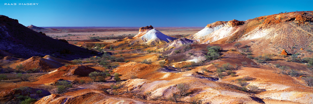 The Breakaways Reserve, South Australia
