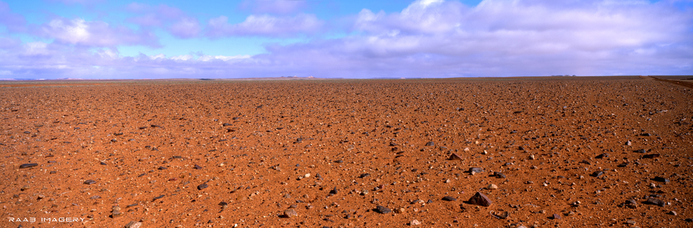 Gibber Plain, Coober Pedy, South Australia