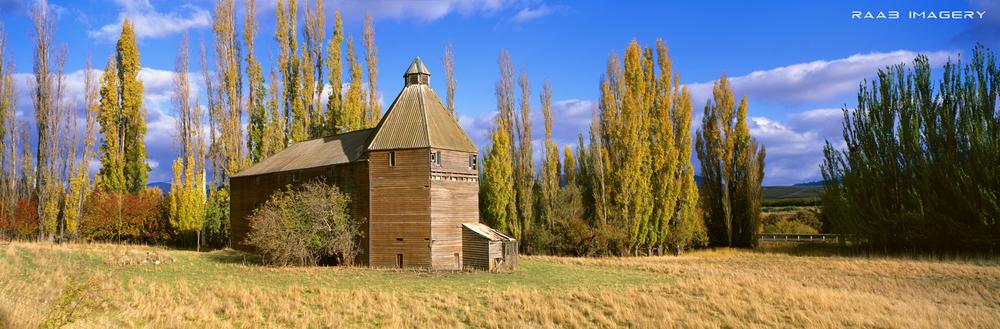 Oast House, Hayes, Tasmania