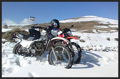 WINTER ADVENTURE RIDERS
