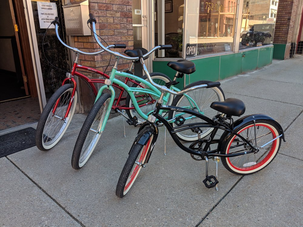 Now available!!!!               Cruiser bikes for rent -