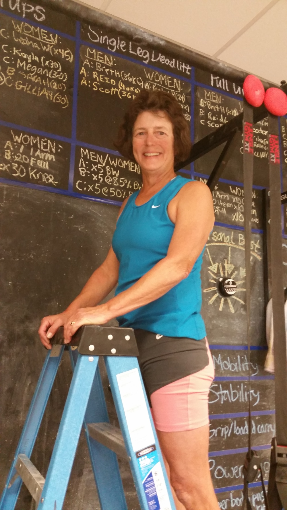 Margie- Single Leg Deadlifts