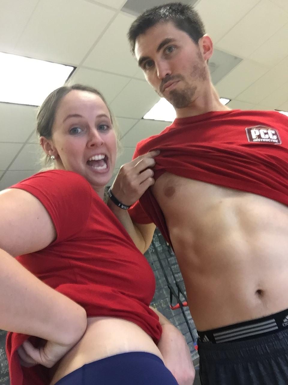 Circa August, 2016.No, those abs aren't airbrushed, they've been earned through trial-and-error, discipline, and consistency...oh, and intentional cheating every week!