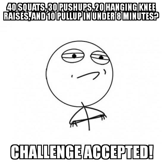 The Century Challenge