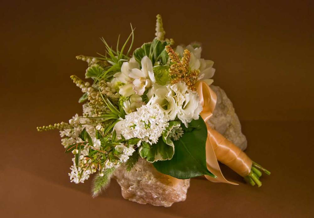2/12  Wedding bouquet #2 - $200