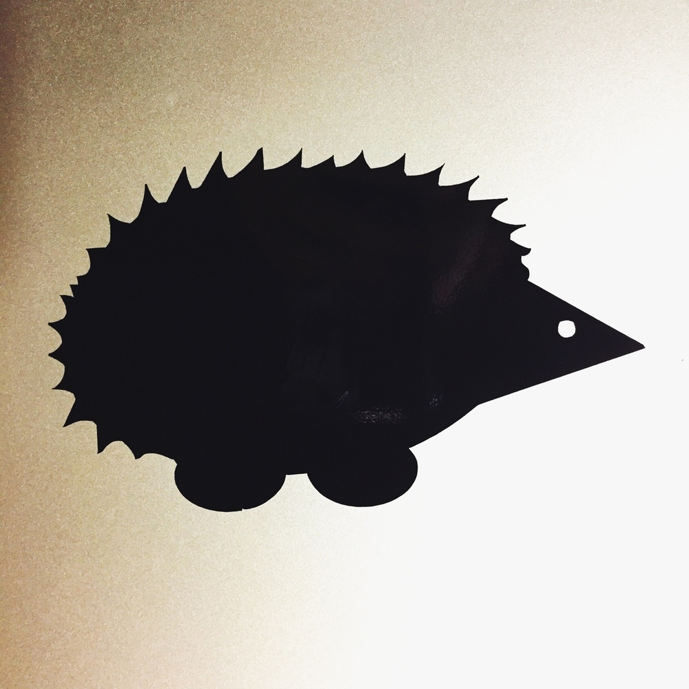 016/100 Productive    Here is the final product: my sticker of #MyfutureHedgehog Mr. Scruffs haha. My professors couldn't understand how excited I was about it. Either way, this excitement carried through the whole day and I was productive. Keep it goin' everyone. Shoutout to my hedgehog lovers out there ^_^  #VSCOcam #100DayProject #100DaysofFeelingbyMariah #WherestheHedgehogEmoji