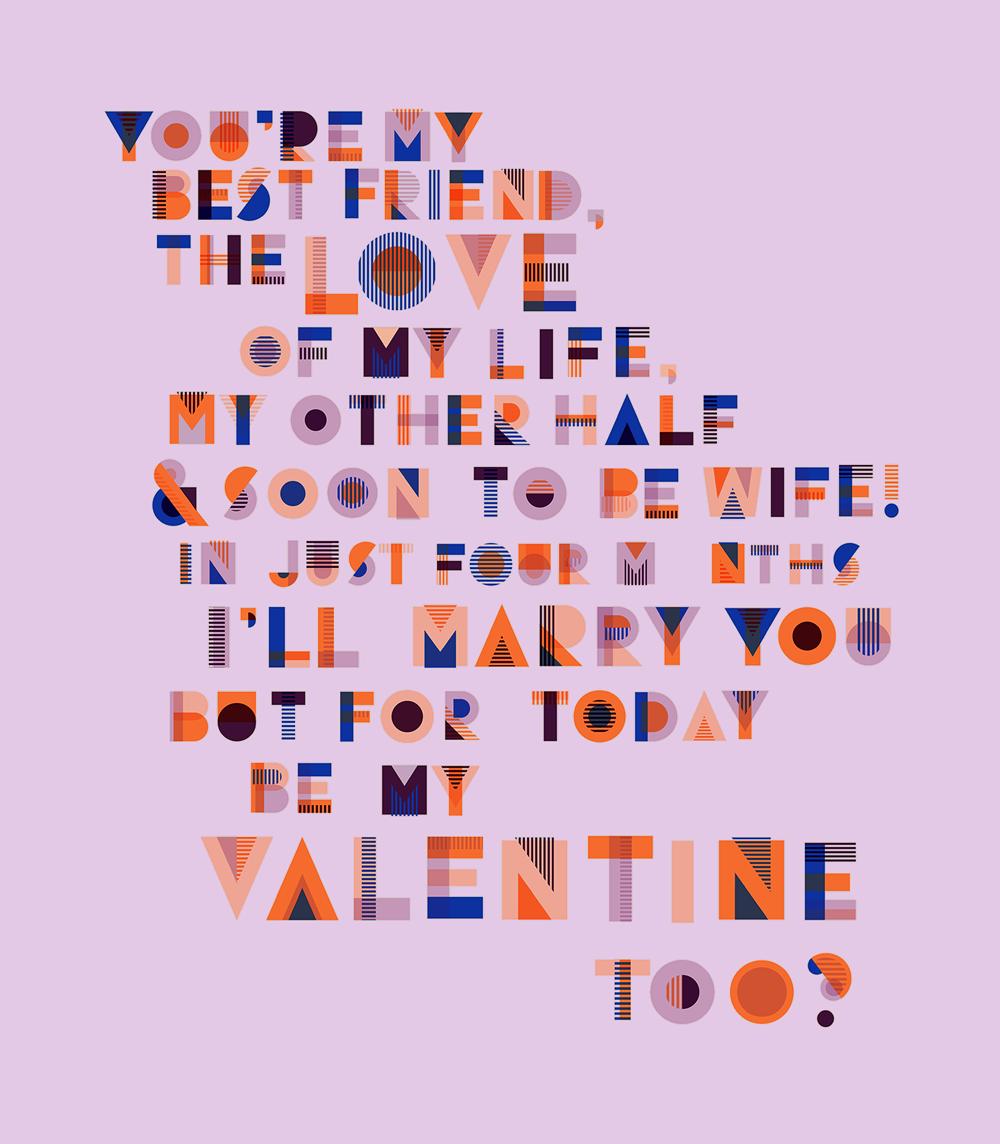 CoffeeMate Valentines Day  frances macleod