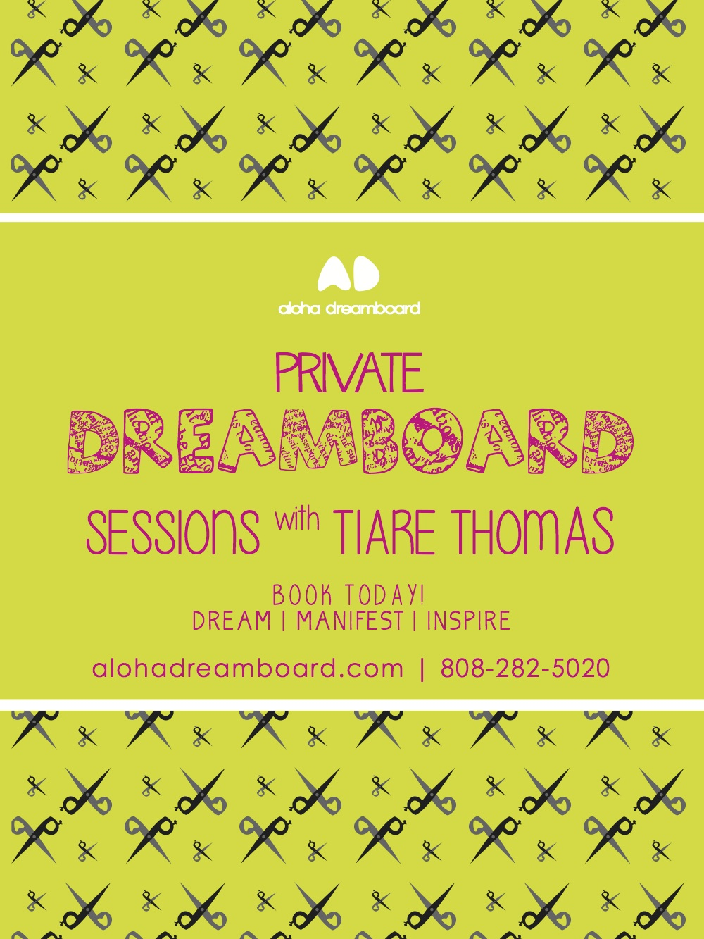 privatedreamboardsession