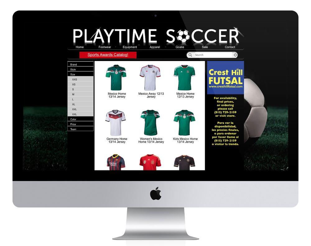 Playtime Soccer
