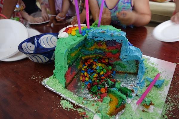 lilanigoonesena-rainbow-birthday-cake