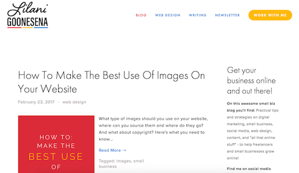 Best Squarespace Template For Blog | The Best Squarespace Template For Your Business Website