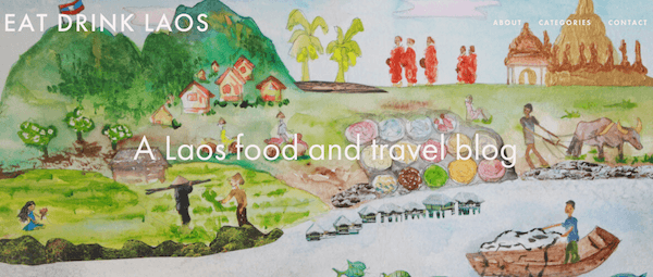 Eat Drink Laos food blog | Lilani Goonesena | https://www.eatdrinklaos.com