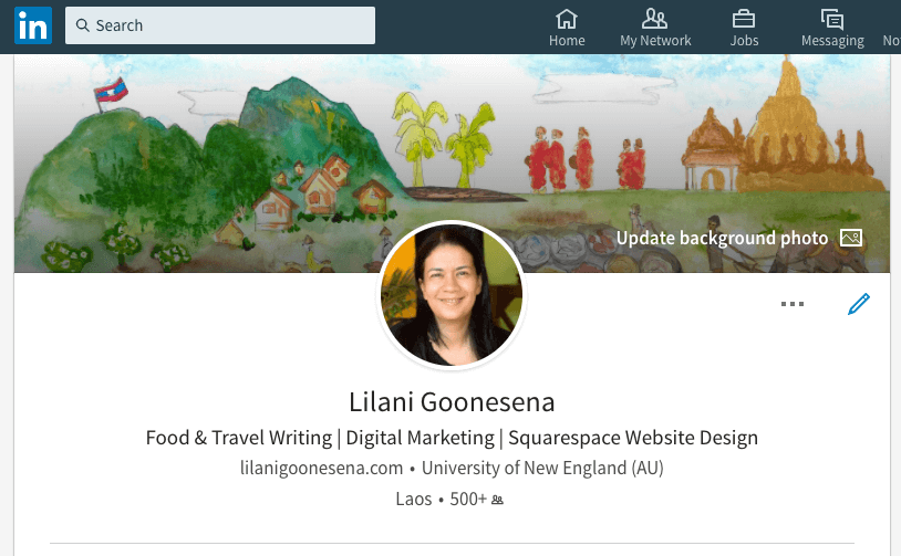 How to make LinkedIn your business ally © Lilani Goonesena 2017 https://www.lilanigoonesena.com/blog/socialmedia-how-to-linkedin-business-ally