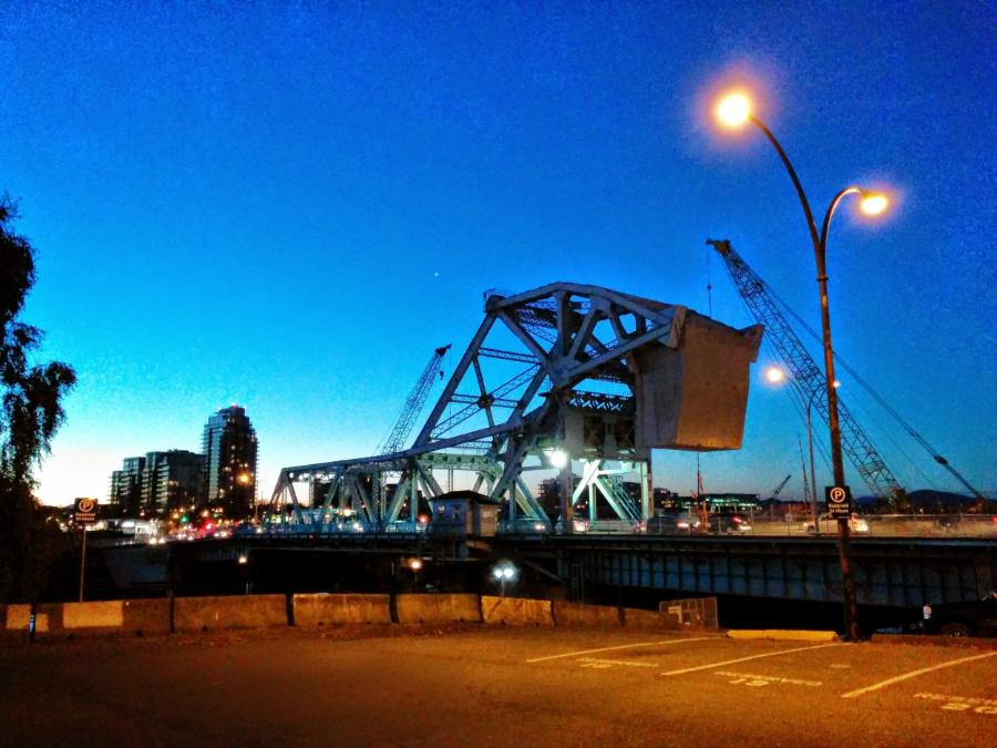 Johnston Street Bridge