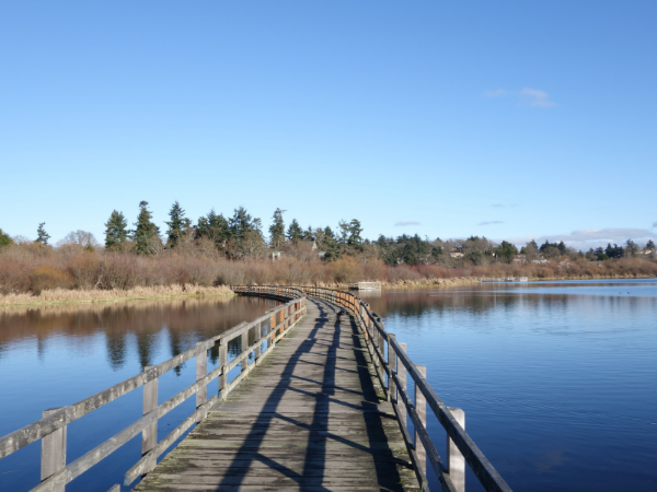 Swan Lake Nature Santuary