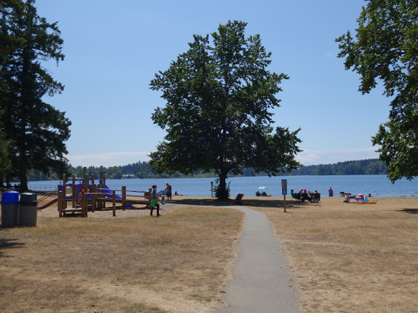 Elk Lake and Beaver Lake