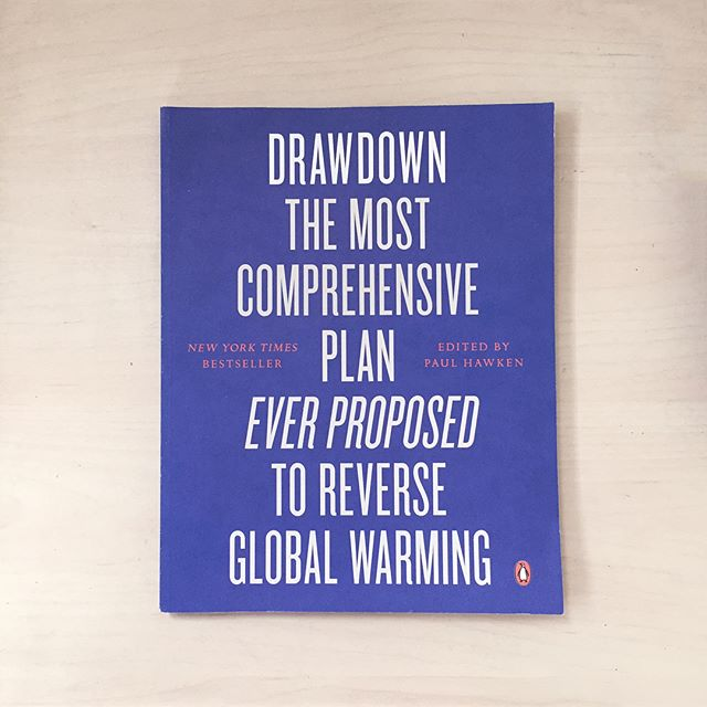 Meet Project Drawdown. If you haven't heard of it, it's a website and book on the top 100 solutions to global warming. The solutions are ranked and range from educating girls to embracing a plant rich diet to ridesharing and smart thermostats. Reading it makes you feel a bit more hopeful and empowered for the future. You actually think, fuck yeah, maybe we CAN do this. But you know what? We need people to implement these solutions. So if you're looking for a new career, here's only the most inspiring careers counsellor ever.🤸🏾‍♀️Check out the website by following the link in our bio ☝️ @projectdrawdown . . . #beanunfucker #projectdrawdown #paulhawken #globalwarming #climatechange #careerchange #implement #solutions #doit