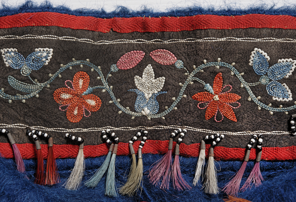 Detail image of PRM  1896.21.1.2 . Image courtesy of the  Pitt Rivers Museum .